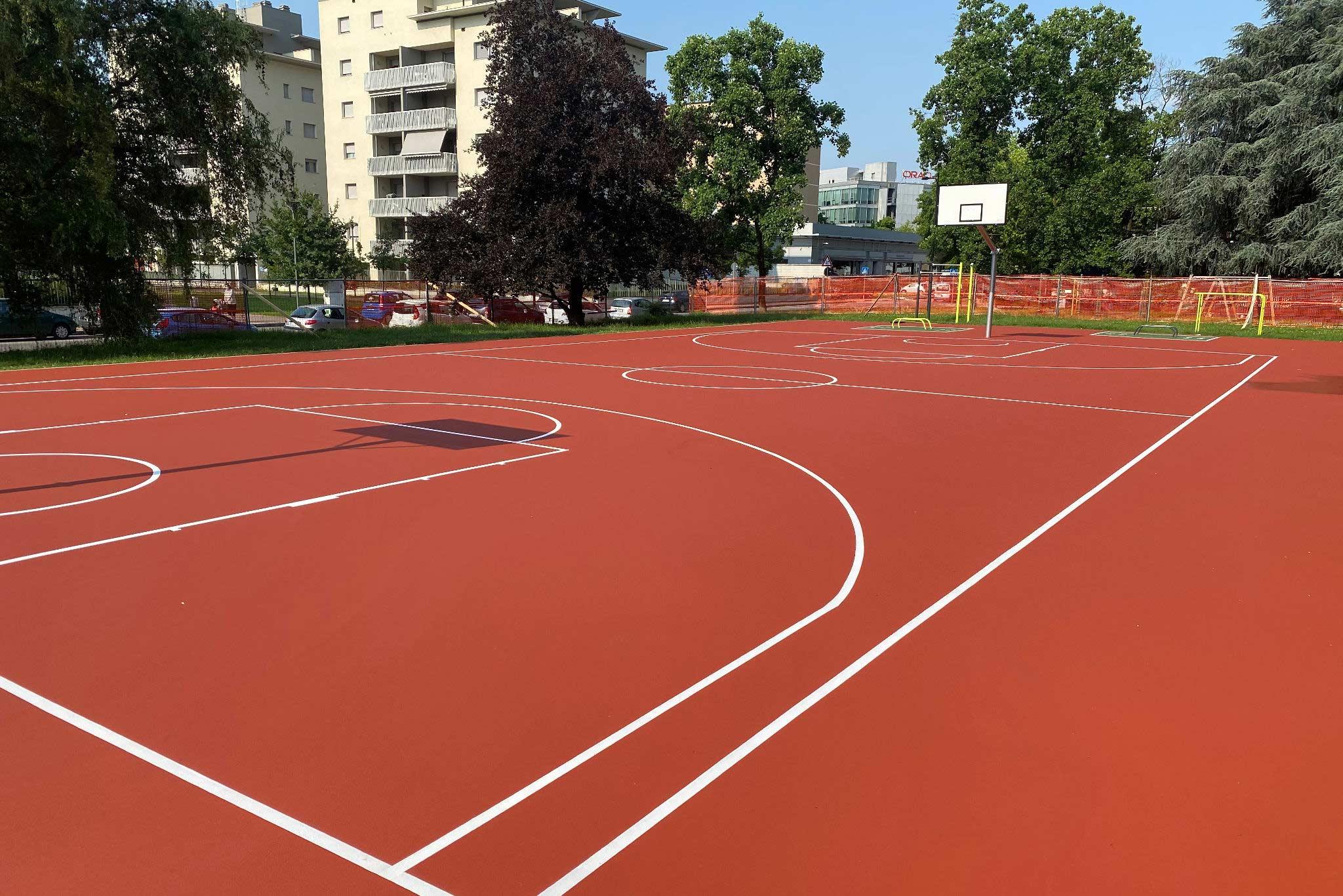 Green-Sport-Campo-Outdoor-Cinisello