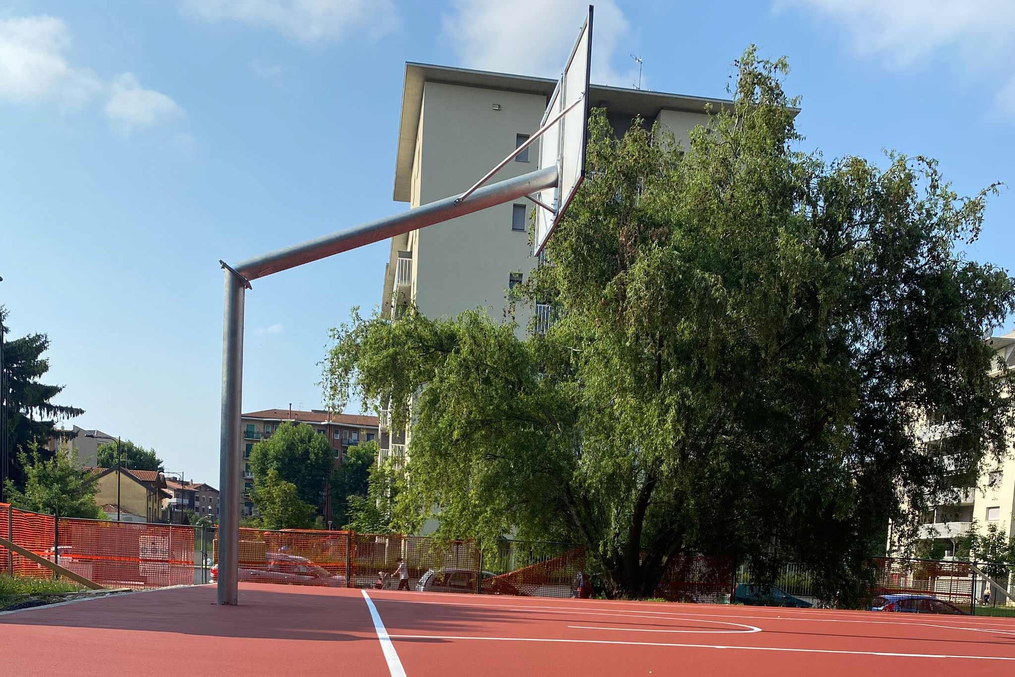 Green-Sport-Realizzazione-Campo-Basket-4 Cinisello